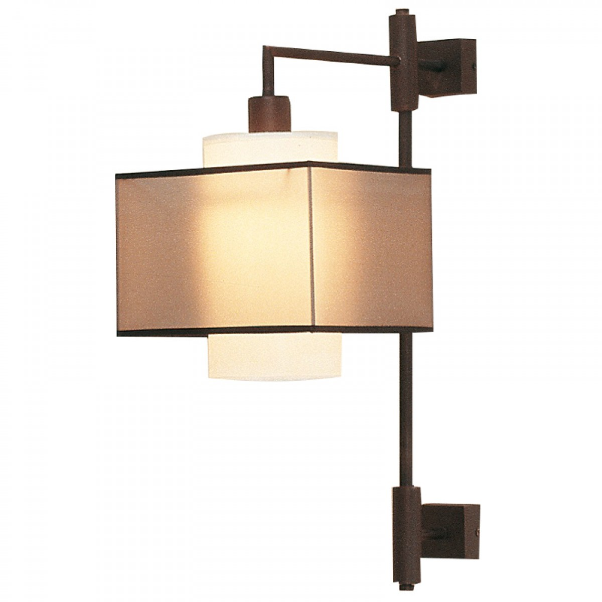 chary wandlampe aus messing mit bronze finish hotel4home. Black Bedroom Furniture Sets. Home Design Ideas