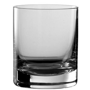 Stölzle New York Bar Whiskyglas Rocks 0,25 l (6 Gläser im Set)